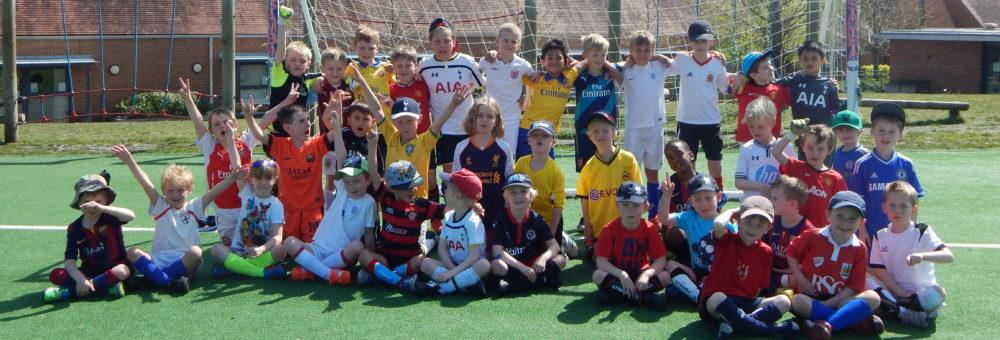 Junior Soccerskills